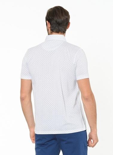 Beymen Business Polo Yaka Tişört Beyaz
